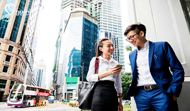 giải pháp công nghệ cho doanh nghiệp Việt
